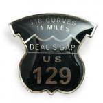 Deals Gap Lapel Pins