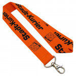 product image 3 | Ribbed Polyester Lanyards